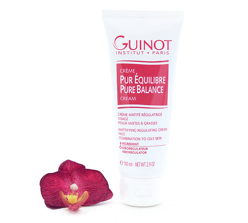542663_new Guinot Creme Pur Equilibre - Pure Balance Cream 100ml