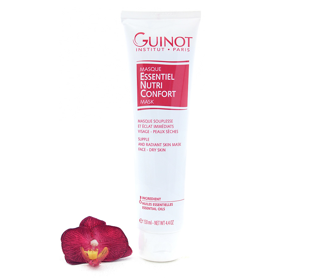 543636-1 Guinot Masque Essentiel Nutriti Confort - Supple And Radiant Skin Mask 150ml