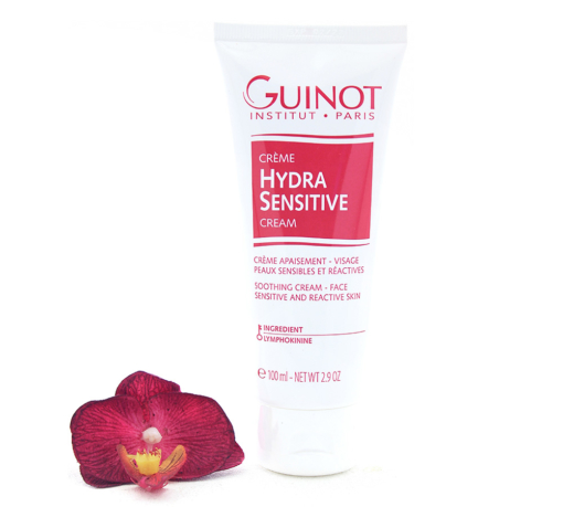 543804-1-510x459 Guinot Creme Hydra Sensitive - Soothing Face Cream 100ml