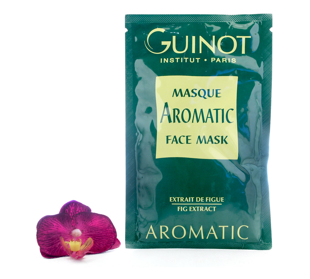 54560 Guinot Masque Aromatic Packet 10x25g