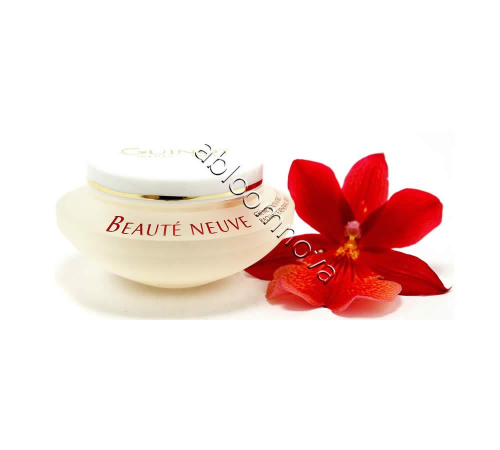 Creme-Beaute-Neuve-Nouvelle-formule Guinot Beaute Neuve - Radiance Renewal Cream 50ml
