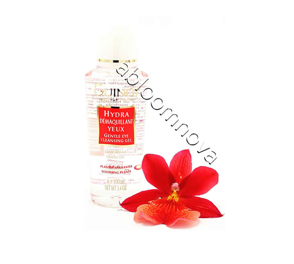 Guinot_retail282 Guinot Hydra Demaquillant Yeux - Gentle Eye Cleansing Gel 100ml