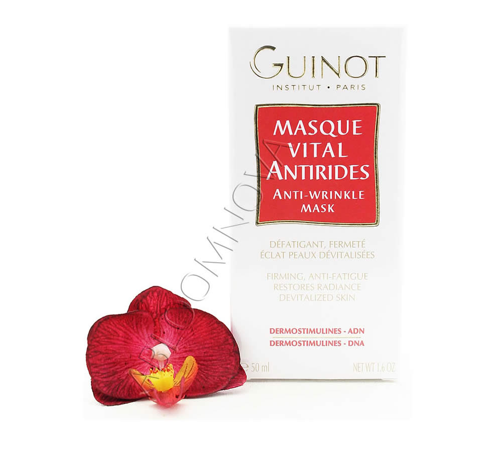 IMG_3148 Guinot Masque Vital Antirides - Anti-Wrinkle Mask 50ml