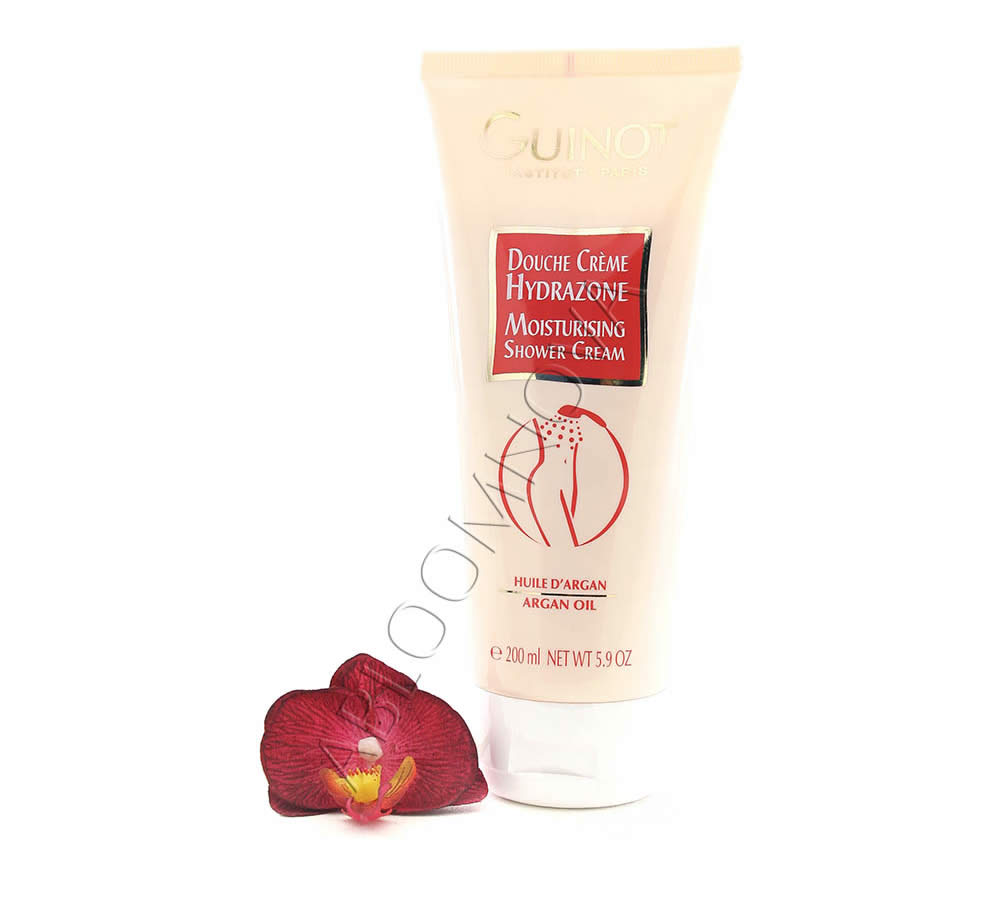 IMG_4176 Guinot Douche Creme Hydrazone - Moisturising Shower Cream 200ml