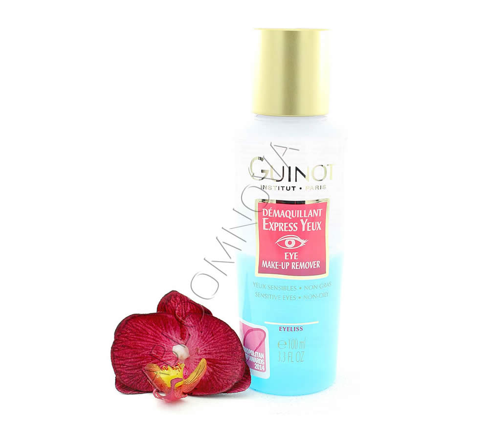 IMG_5088 Guinot Demaquillant Express Yeux - Eye Make-up Remover 100ml
