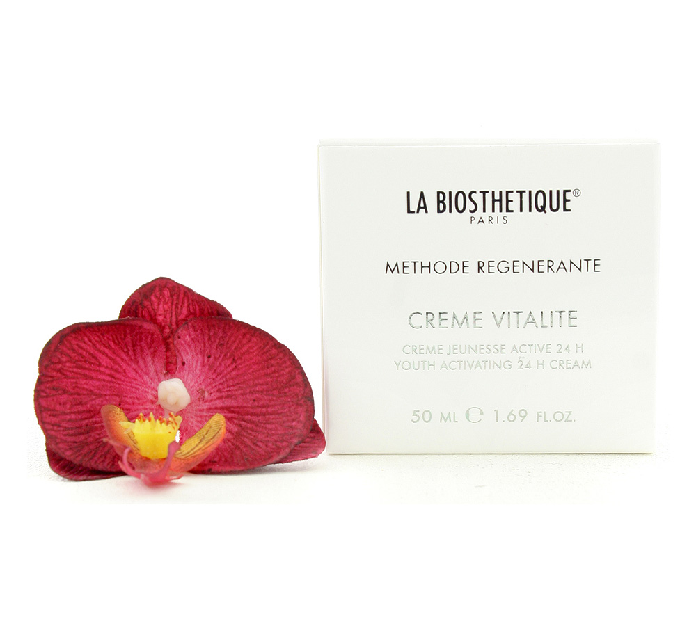 002378 La Biosthetique Methode Regenerante Creme Vitalite 50ml