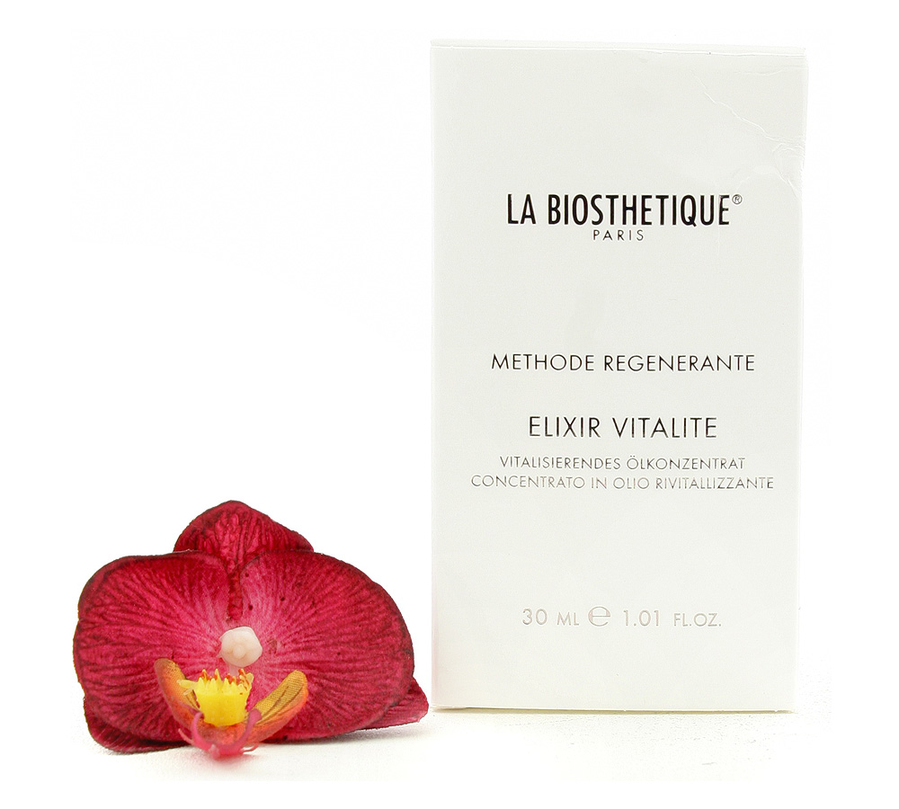 002566-1 La Biosthetique Methode Regenerante Elixir Vitalite 30ml