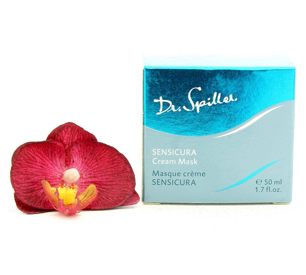 107107 Dr. Spiller Sensicura Cream Mask 50ml