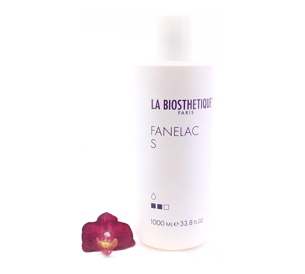 113126 La Biosthetique Fanelac S - Haarlack für Intensiven Halt 1000ml