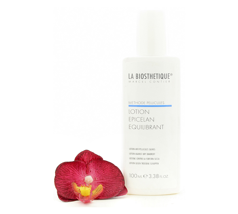 120127 La Biosthetique Lotion Epicelan Equilibrant - Lotion Against Dry Dandruff 100ml