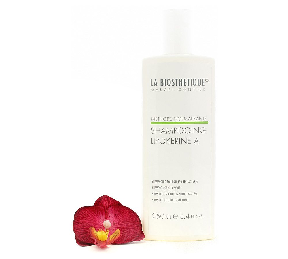 120295 La Biosthetique Shampooing Lipokerine A - Shampoo for Oily Scalp 250ml
