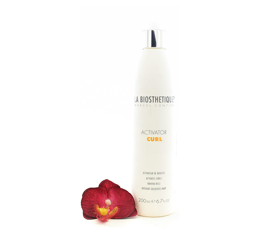 120533 La Biosthetique Curl Activator - Activateur de Boucles 200ml