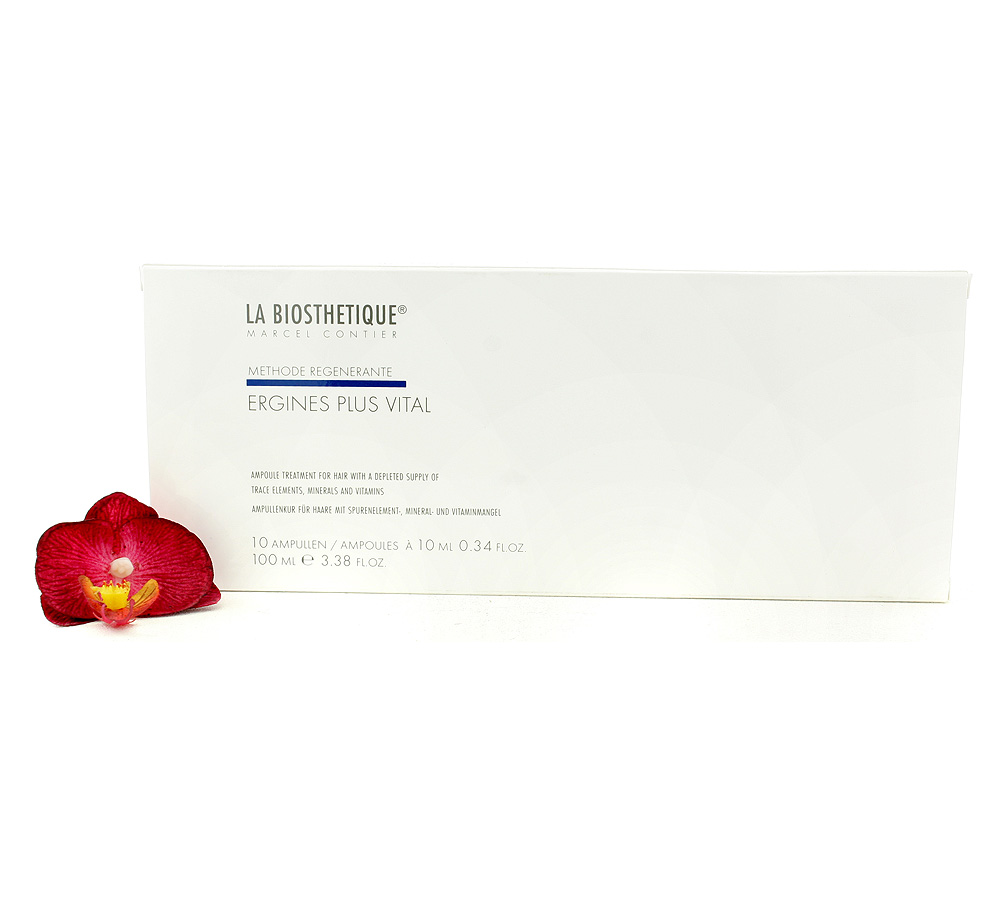 120653 La Biosthetique Ergines Plus Vital 10x10ml