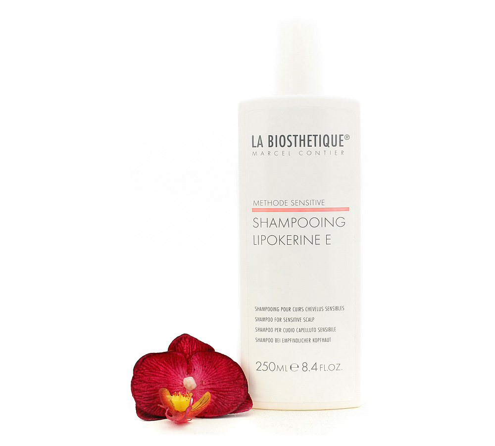 180168 La Biosthetique Shampooing Lipokerine E - Shampoo for Sensitive Scalp 250ml