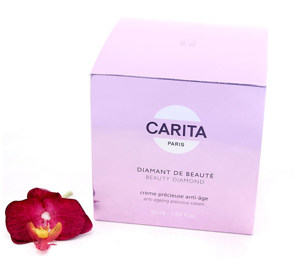 Carita Diamant de Beaute Beauty Diamond Anti-Ageing Precious Cream 50ml