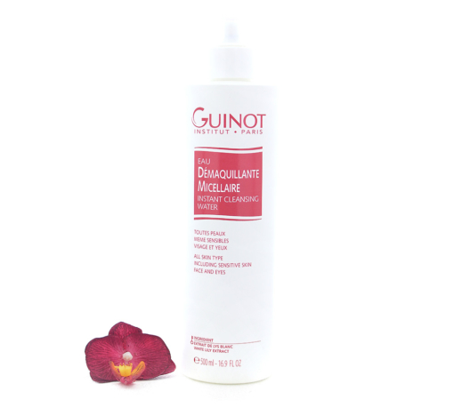 542901-1-510x459 Guinot Eau Demaquillante Micellaire - Instant Cleansing Water 500ml
