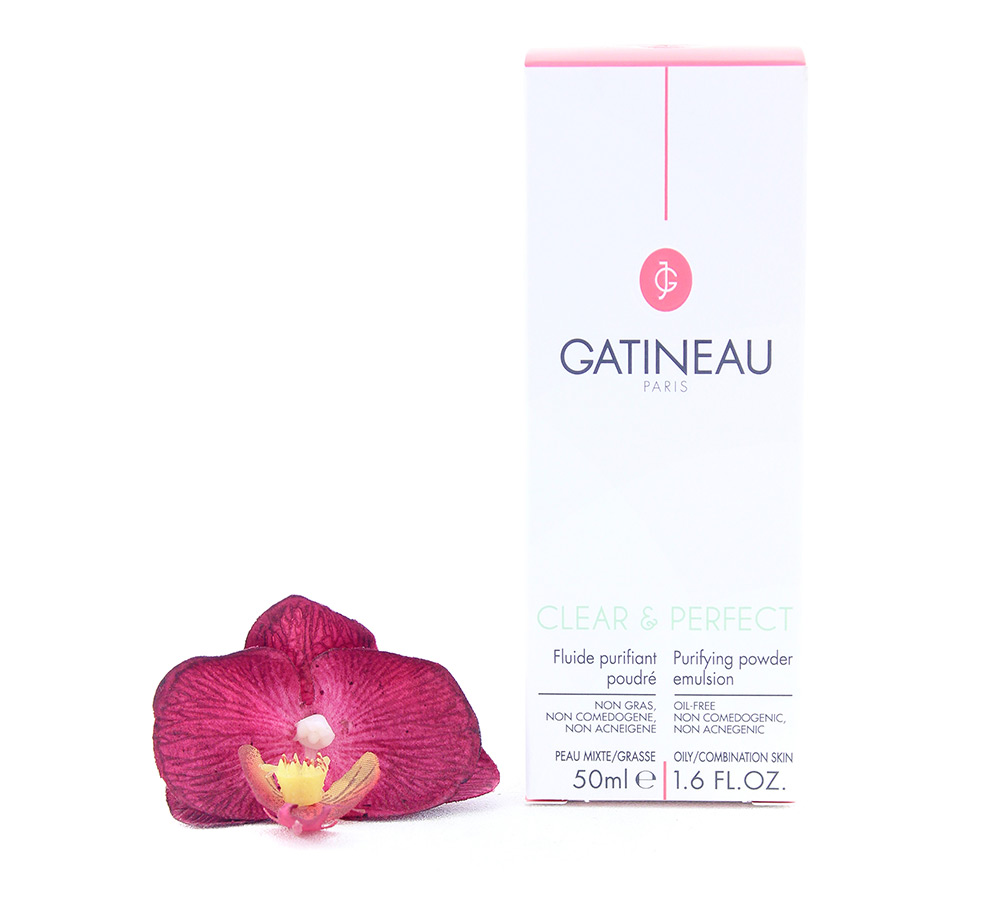 7204605000_2 Gatineau Clear & Perfect Fluide Purifiant Poudré 50ml