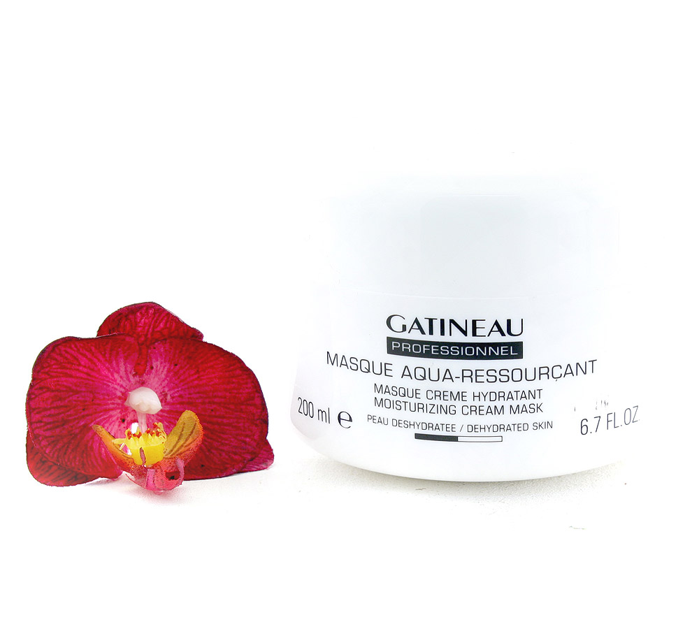 7209793000 Gatineau Aquamemory Masque Aqua-Ressourcant - Moisturizing Cream Mask 200ml