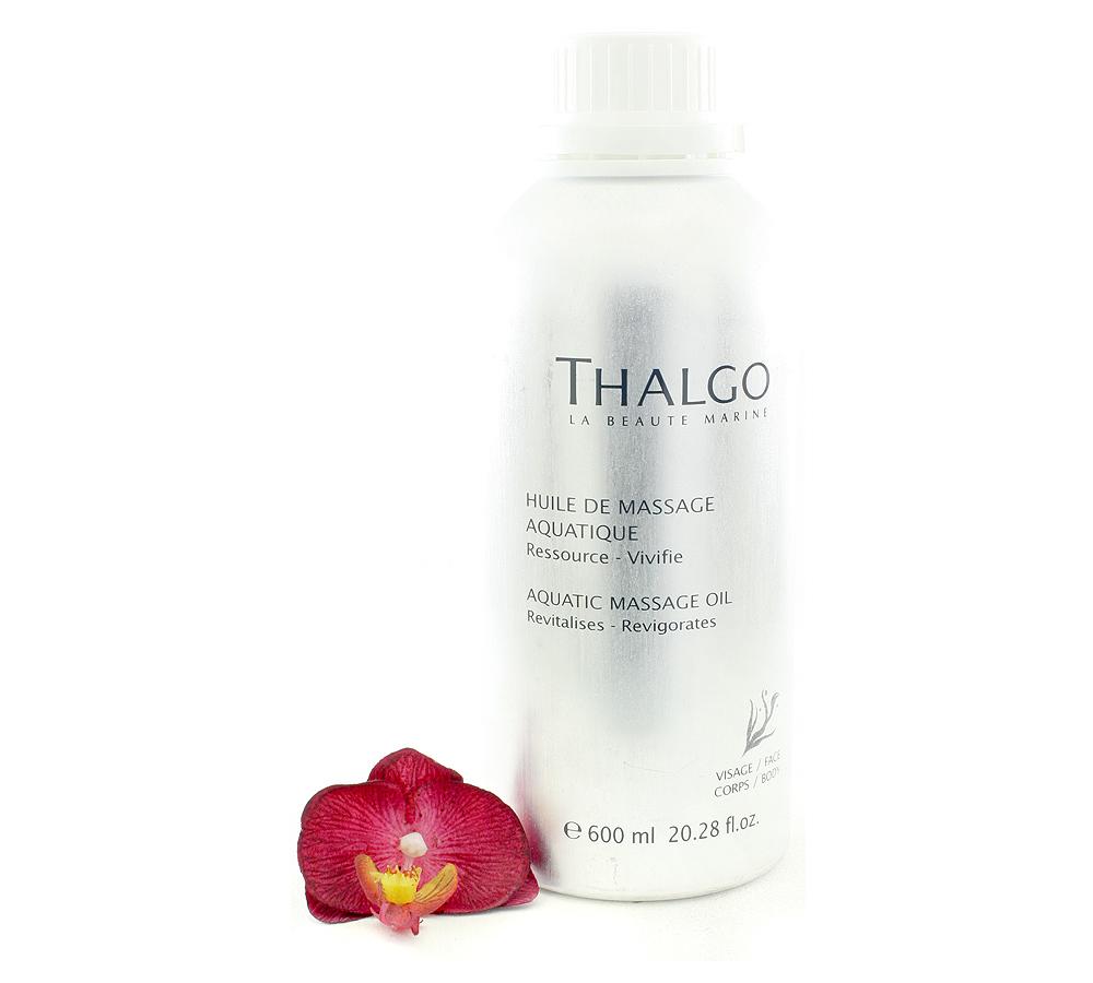 KT3580 Thalgo Huile de Massage Aquatique - Aquatic Massage Oil 600ml