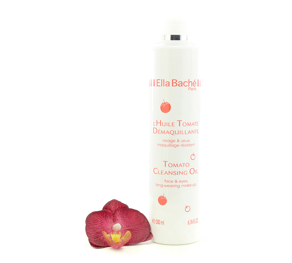 VE14007 Ella Bache L'Huile Tomate Démaquillante - Tomato Cleansing Oil 200ml