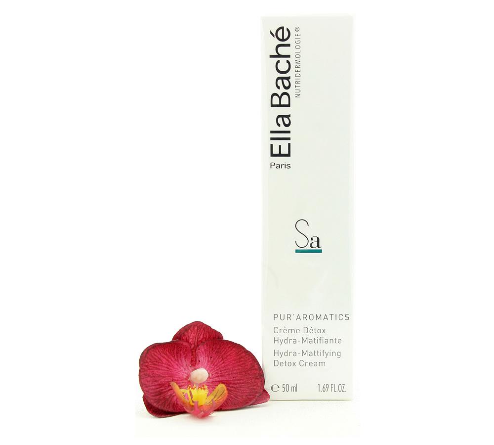 VE15039 Ella Bache Pur'Aromatics Creme Detox Hydra-Matifiante - Hydra-Mattifying Detox Cream 50ml