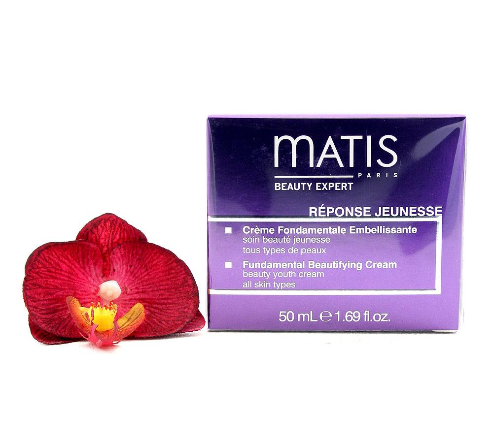 37208 Matis Réponse Jeunesse Crème Fondamentale Embellisante - Fundamental Beautifying Cream 50ml