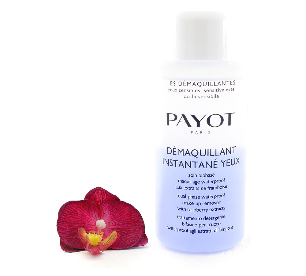 65108286 Payot Demaquillant Instantane Yeux - Dual-Phase Waterproof Make-up Remover 200ml