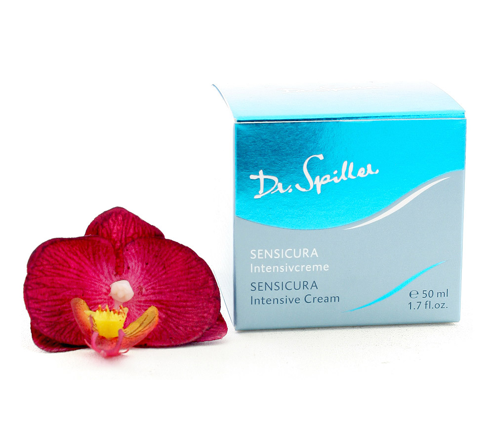 100207 Dr. Spiller Sensicura Intensive Cream 50ml