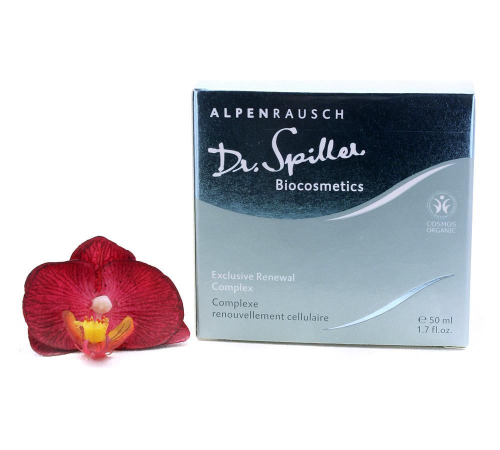 101507 Dr. Spiller Alpenrausch Organic Exclusive Renewal Complex 50ml