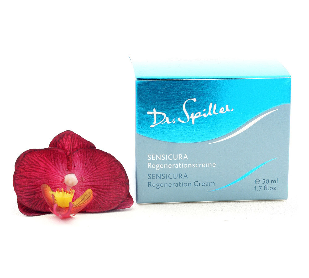 102207 Dr. Spiller Sensicura Regeneration Cream 50ml
