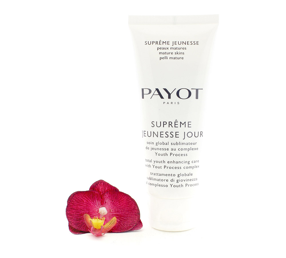 65100709 Payot Suprême Jeunesse Jour Soin Global Sublimateur de Jeunesse - Total Youth Enhancing Care 100ml