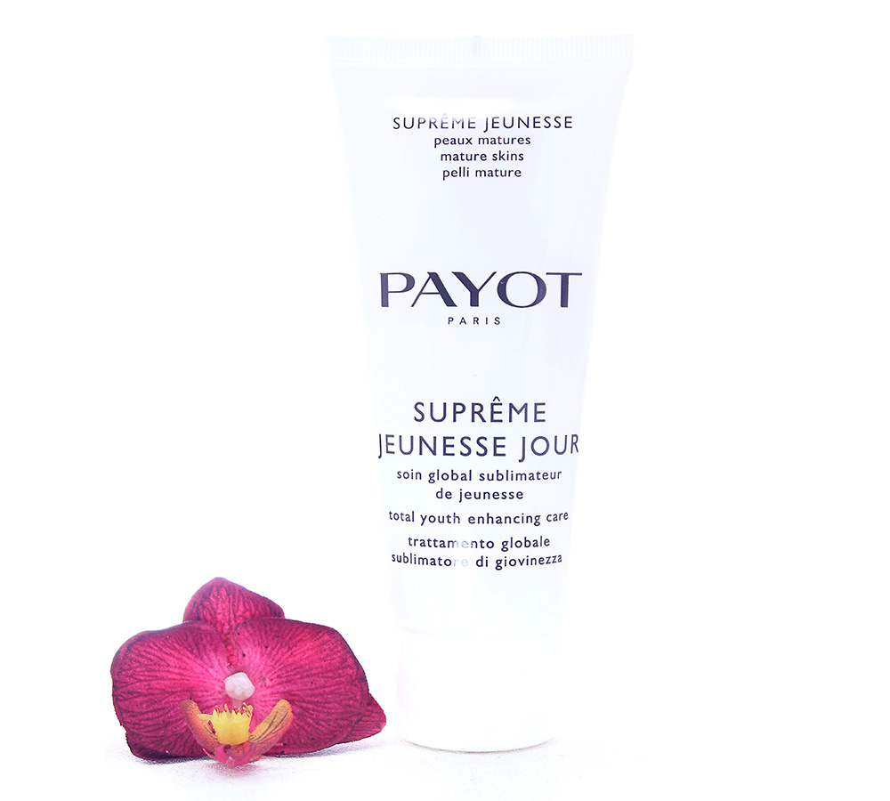 65100709_new Payot Suprême Jeunesse Jour Soin Global Sublimateur de Jeunesse - Total Youth Enhancing Care 100ml