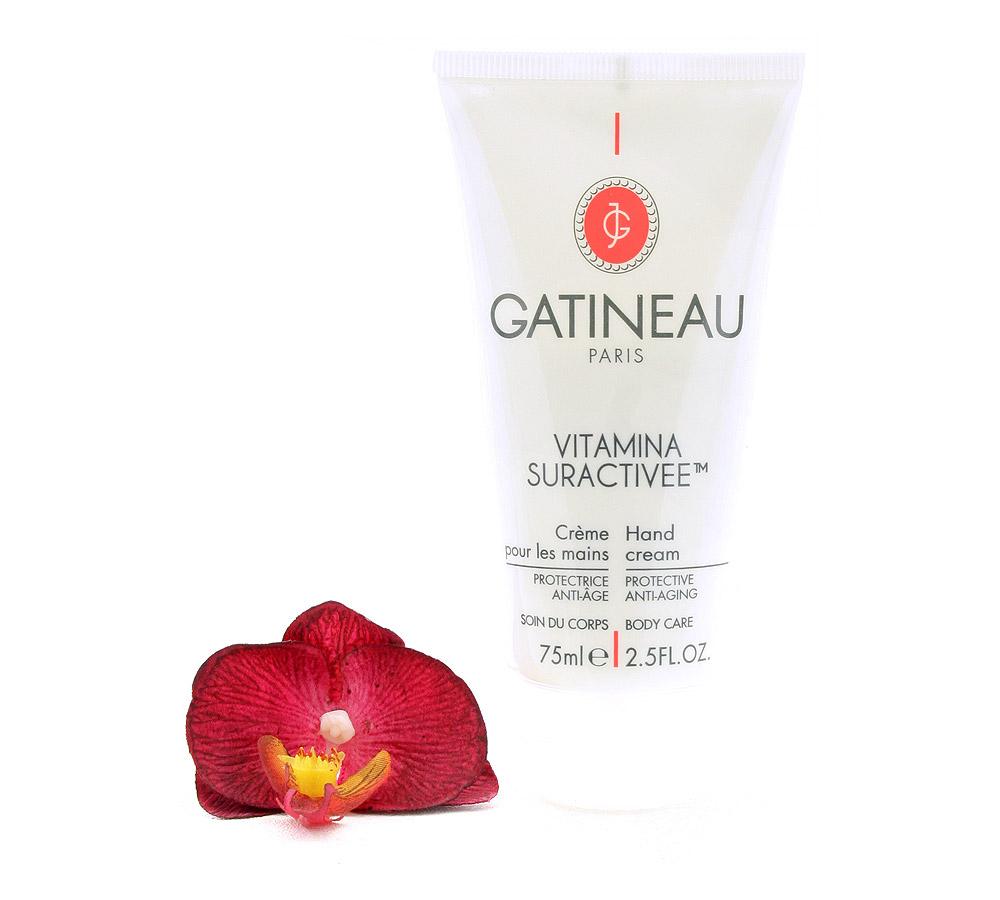 7209828000 Gatineau Vitamina Suractivee Hand Cream - Creme pour les Mains 75ml