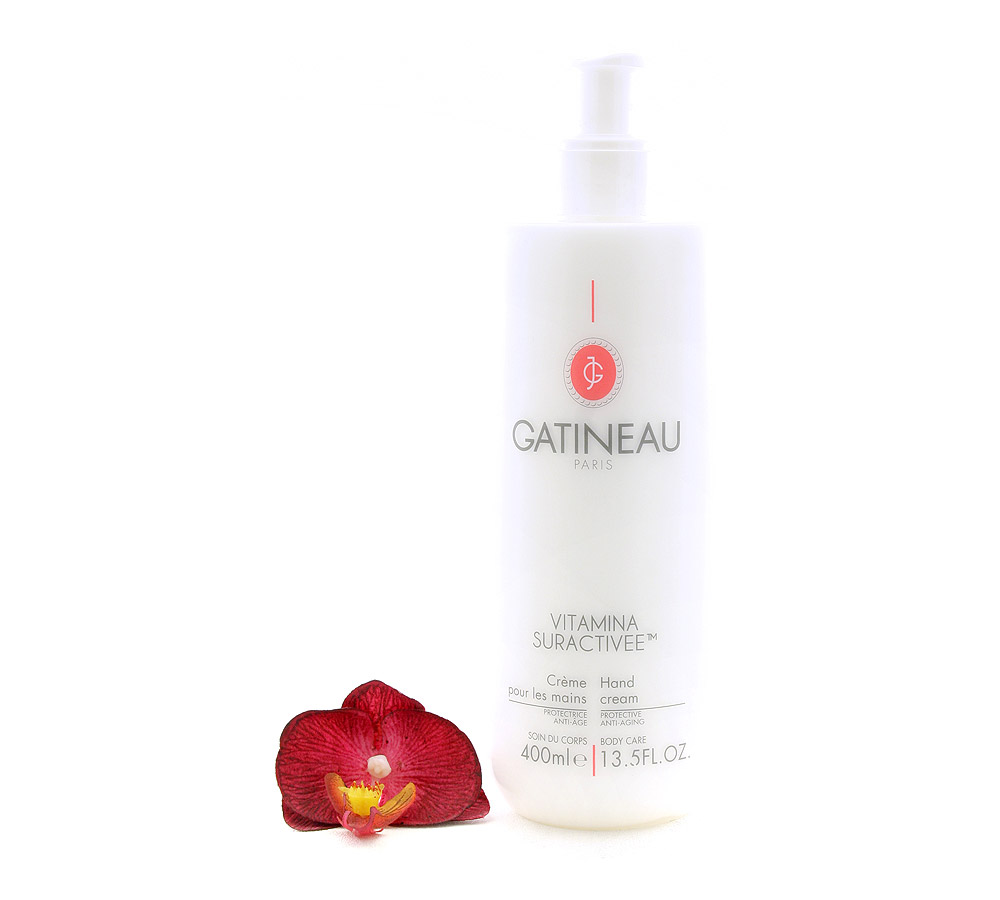 7209829000 Gatineau Vitamina Suractivee Hand Cream - Creme pour les Mains 400ml