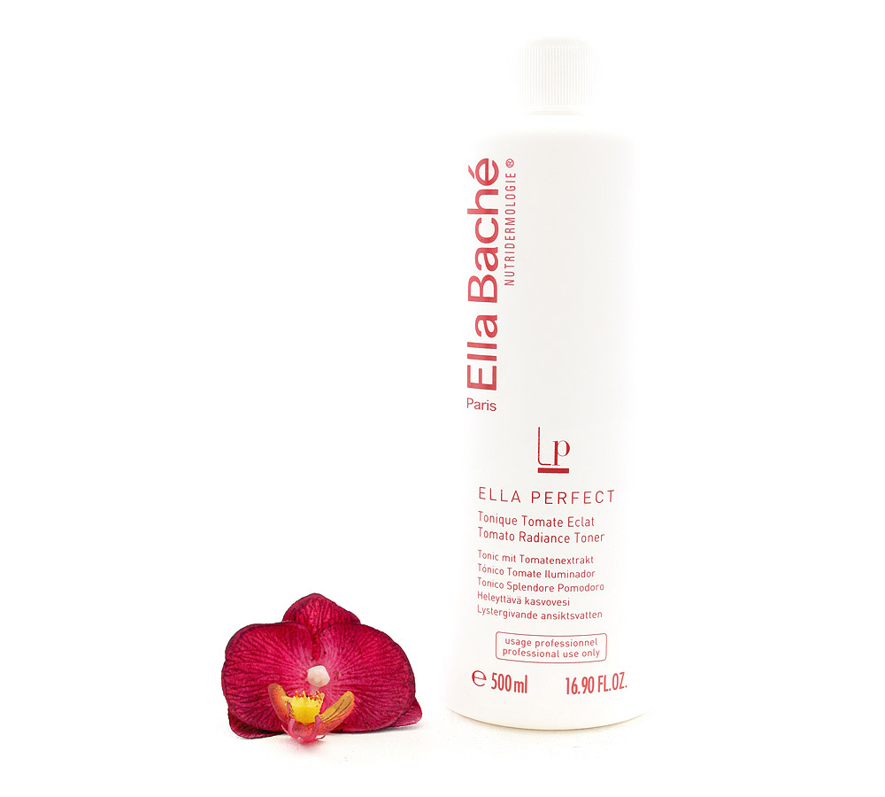 KE14019 Ella Bache Ella Perfect Tonique Tomate Eclat - Tomato Radiance Toner 500ml
