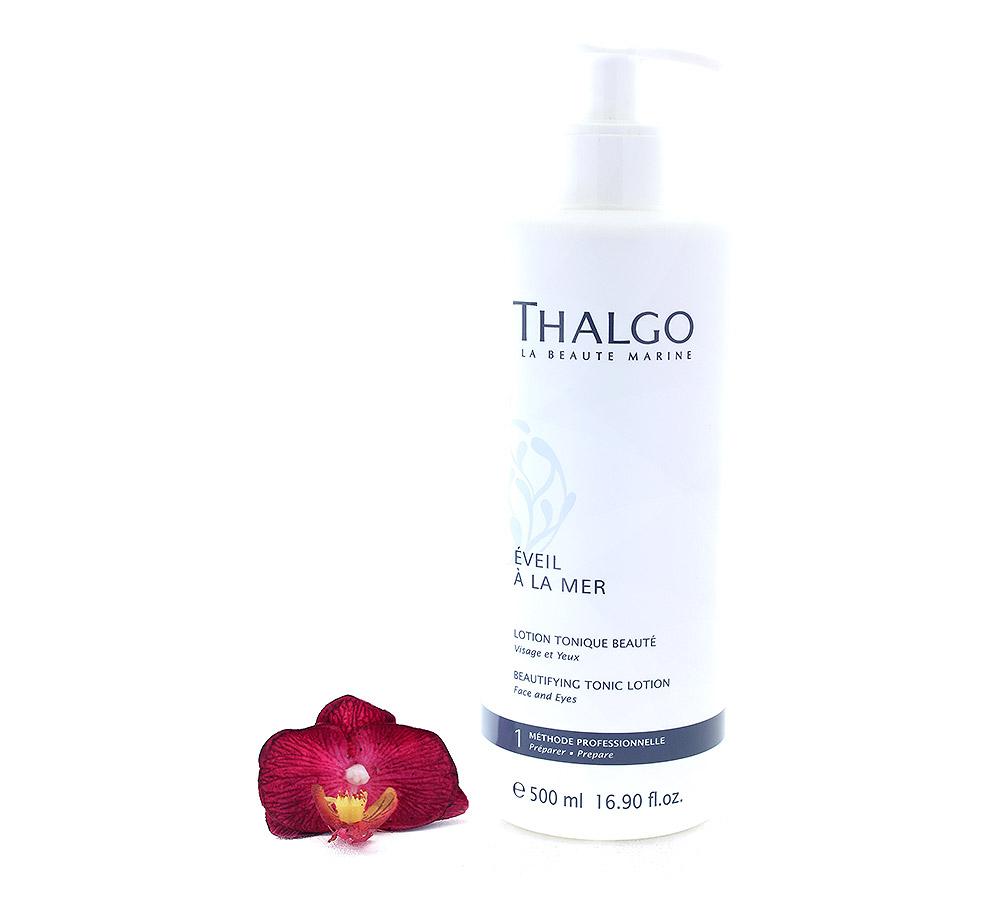 KT150422 Thalgo Éveil à la Mer Lotion Tonique Beauté - Beautifying Tonic Lotion 500ml