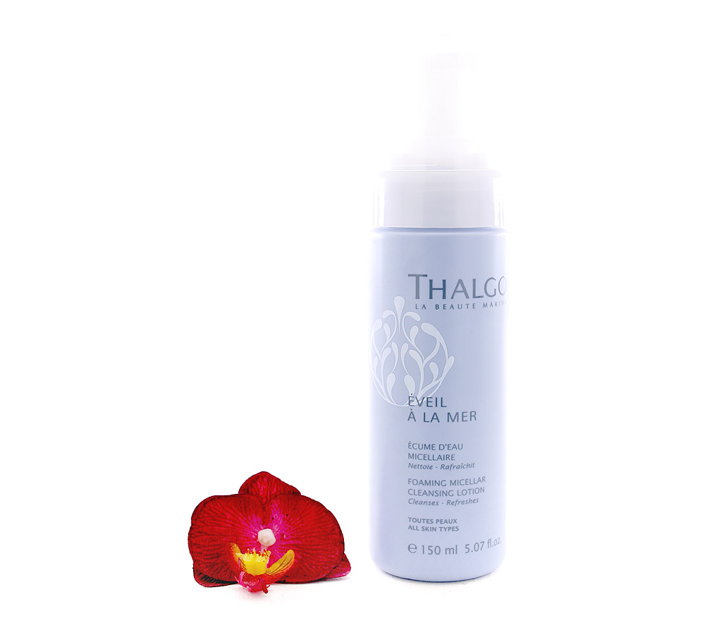 VT15046 Thalgo Eveil a la Mer Foaming Micellar Cleansing Lotion 150ml