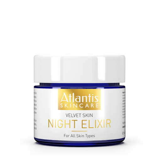 AtlantisSkincare_NightElixir_Front-510x510 Atlantis Skincare Velvet Skin Night Elixir 50ml