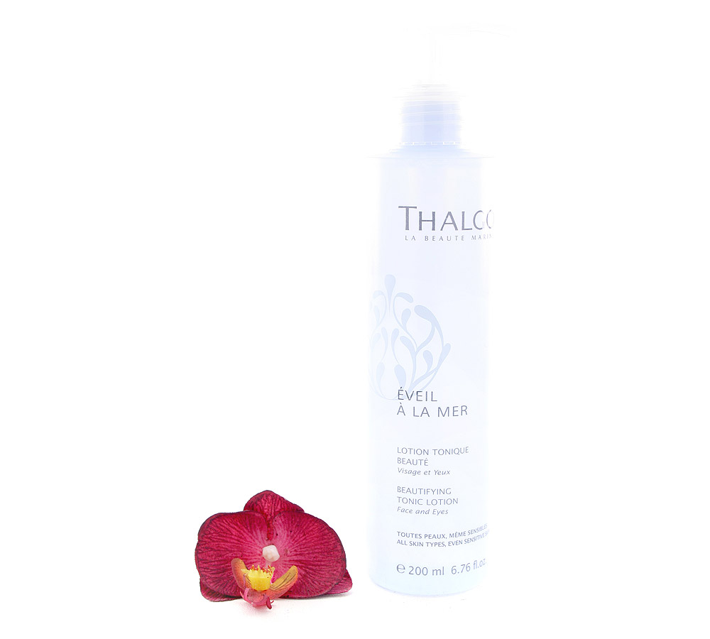 VT15048 Thalgo Eveil a la Mer Beautifyng Tonic Lotion 200ml