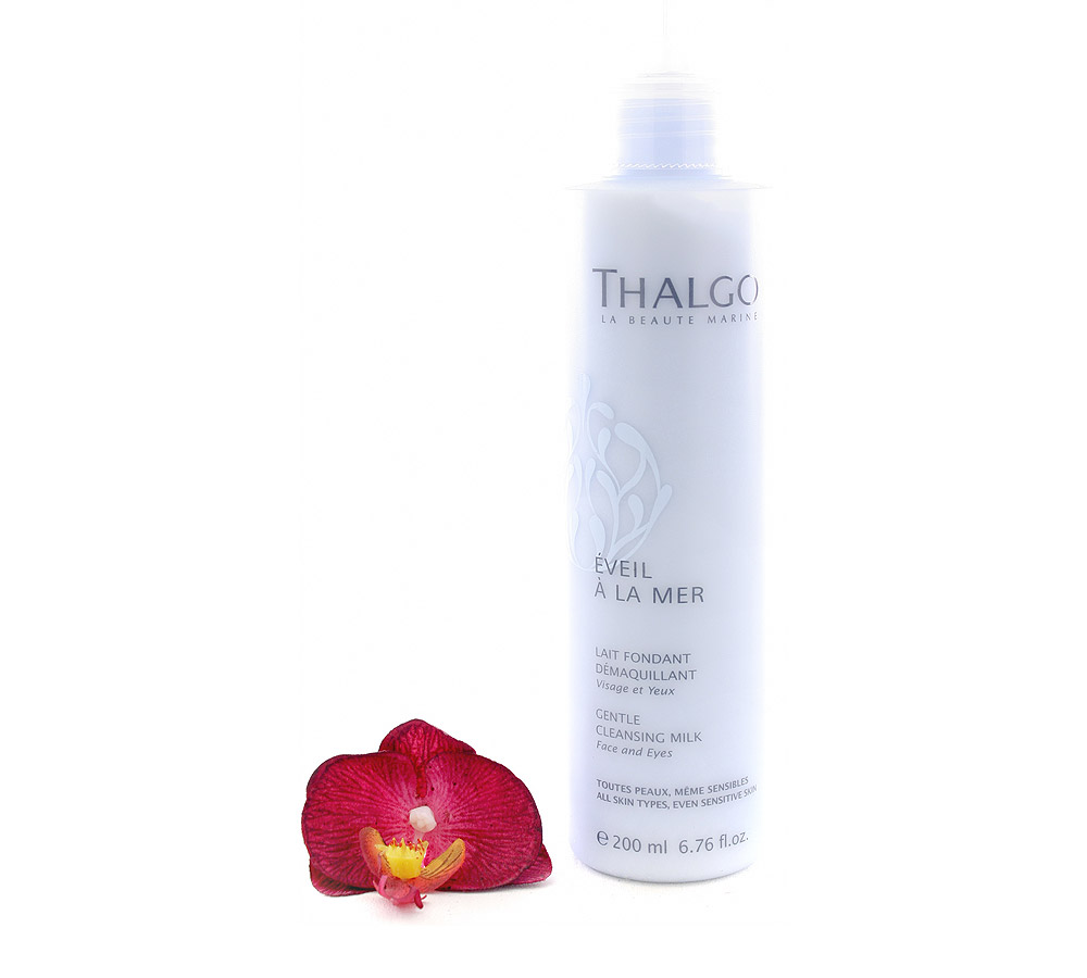 VT15049 Thalgo Eveil a la Mer Gentle Cleansing Milk 200ml