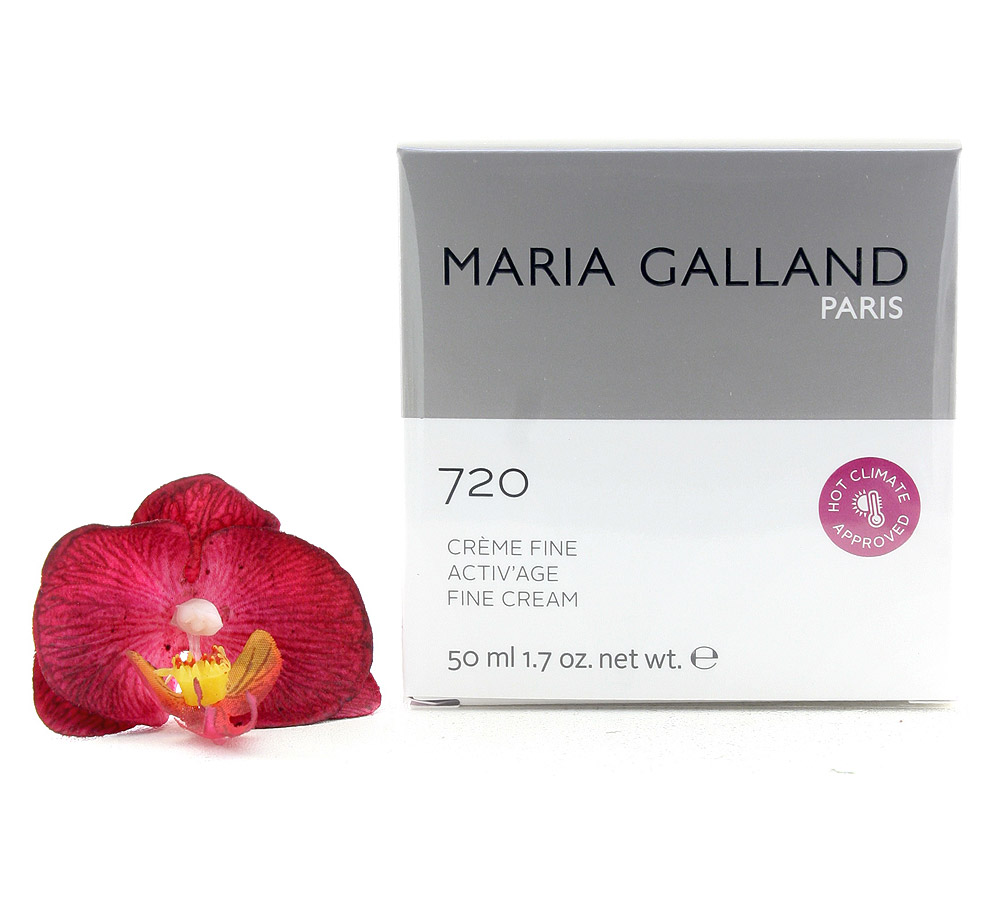 01351 Maria Galland Activ'Age Fine Cream 720 50ml