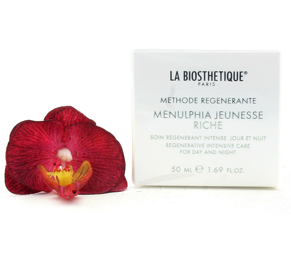 004327 La Biosthetique Methode Regenerante Menulphia Jeunesse Riche 50ml