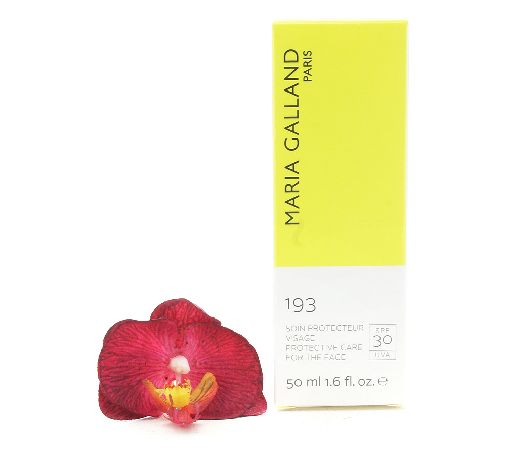 00660 Maria Galland Protective Care for the Face 193 SPF30 50ml
