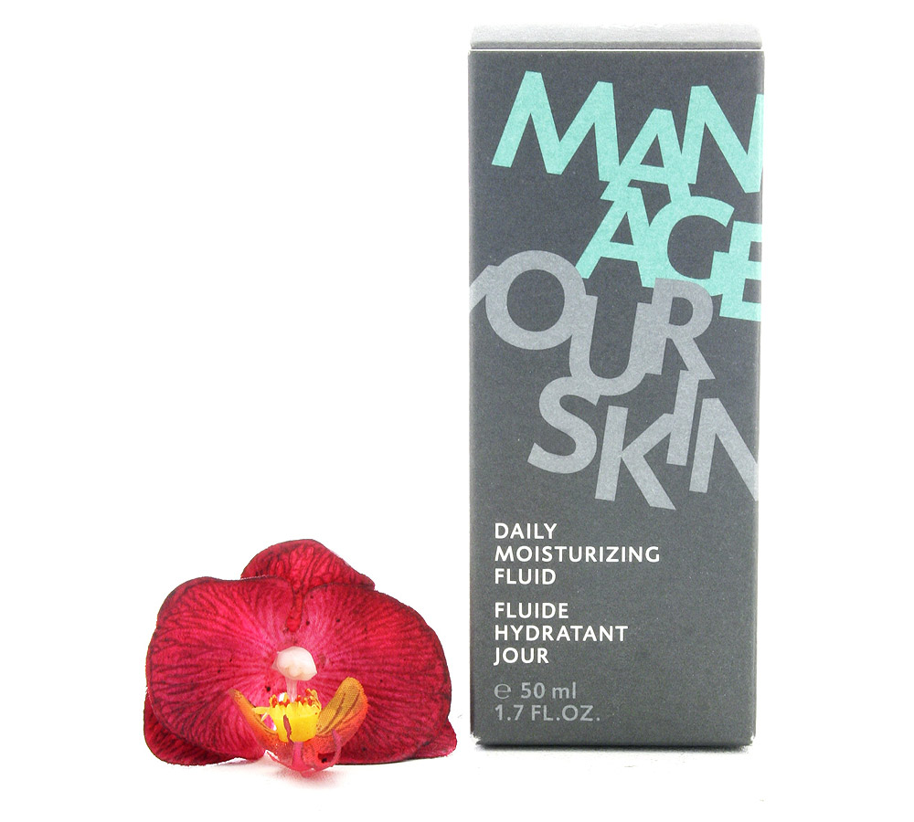 101007 Dr. Spiller Manage Your Skin Daily Moisturizing Fluid 50ml