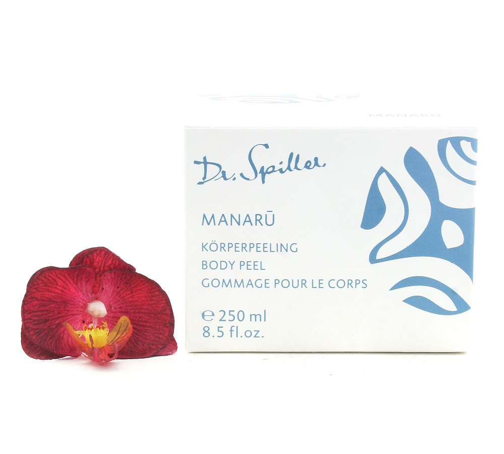 101313 Dr. Spiller Manaru Body Peel 250ml