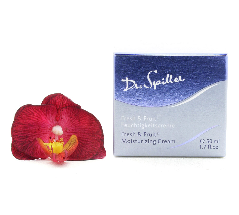 104907 Dr. Spiller Biomimetic Skin Care Fresh & Fruit Moisturizing Cream 50ml