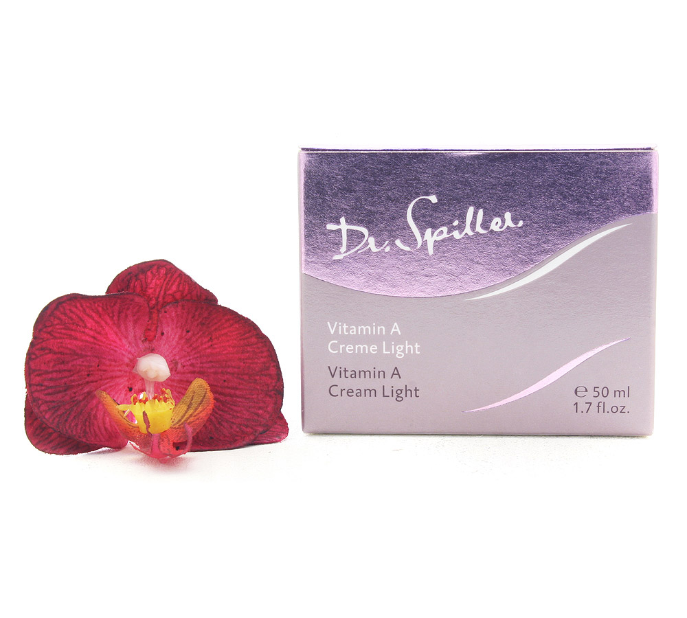 106107 Dr. Spiller Biomimetic Skin Care Vitamin A Cream Light 50ml