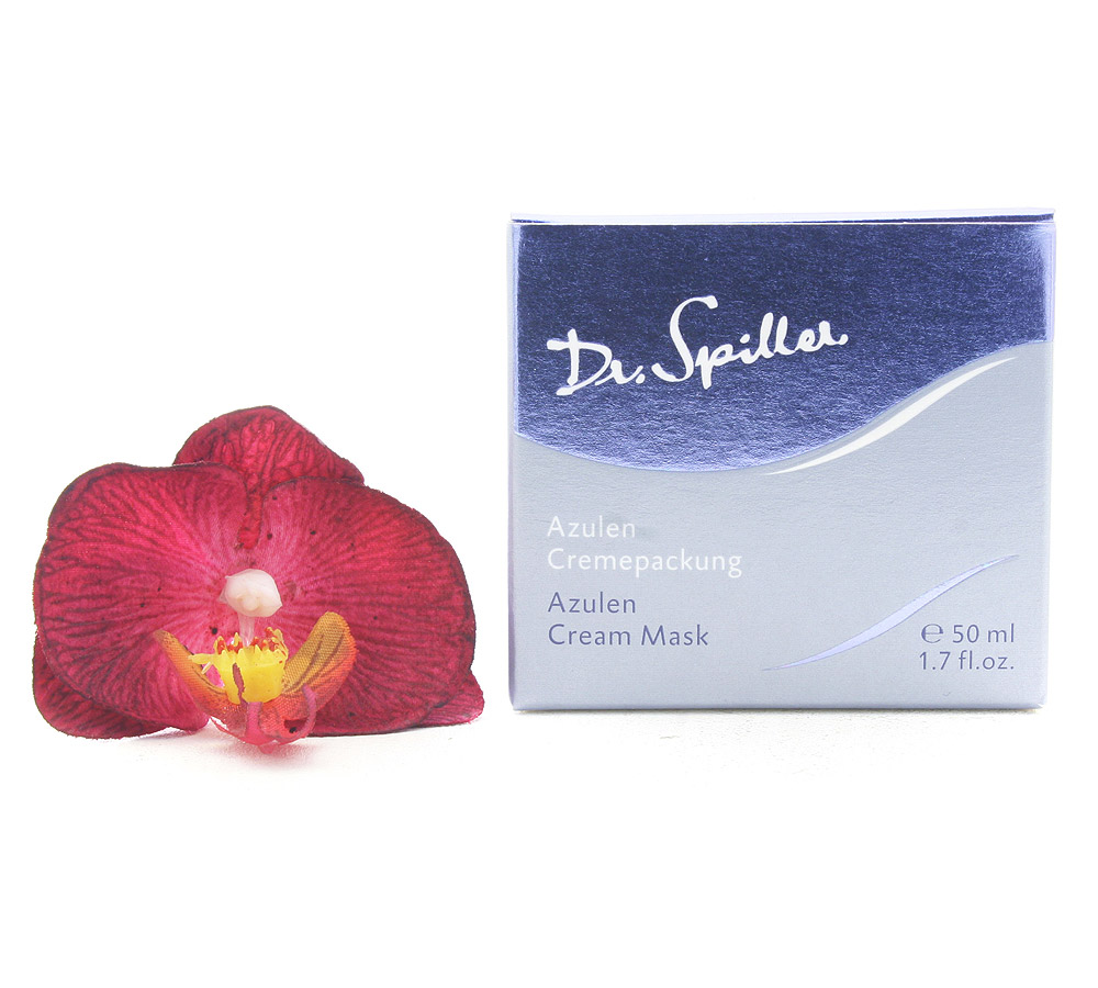 116007 Dr. Spiller Biomimetic Skin Care Azulen Cream Mask 50ml