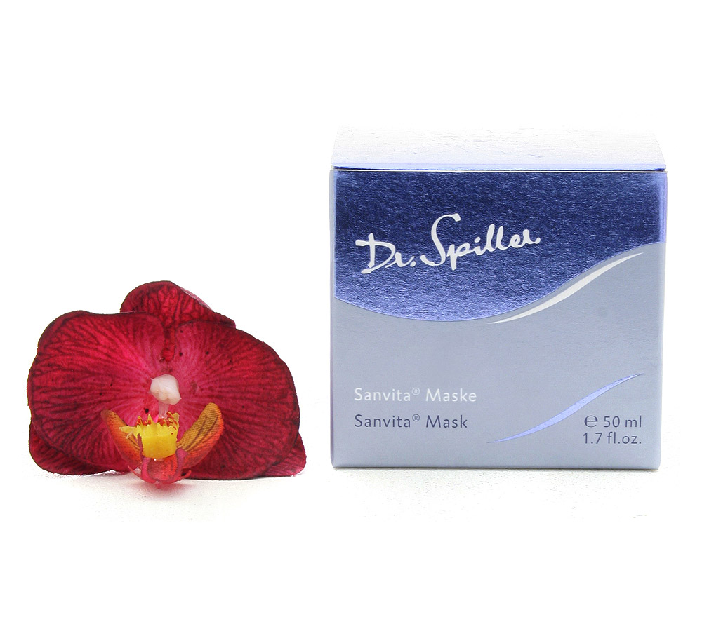 116507 Dr. Spiller Biomimetic Skin Care Sanvita Mask 50ml