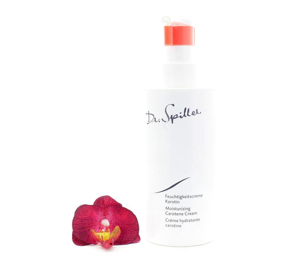 205612 Dr. Spiller Biomimetic Skin Care Moisturizing Carotene Cream 200ml